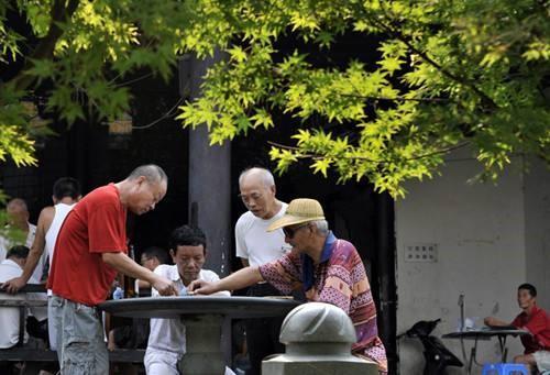 长沙生活配套齐全 最受老年人欢迎的小区