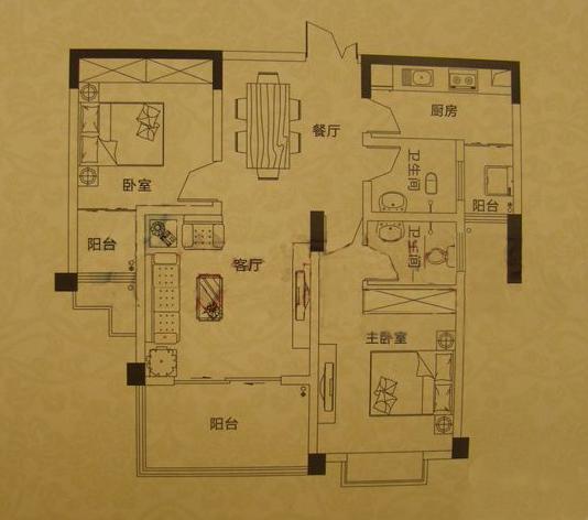 Q友买房:网友长沙投资买房 求地铁口80平左右房源