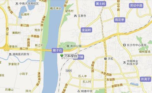 中冶・蓝城户型图