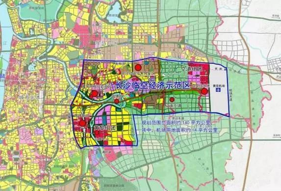 凝心聚力 大规划让星沙城市焕新