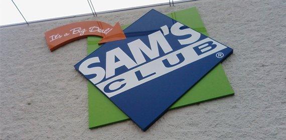 山姆会员店的故事