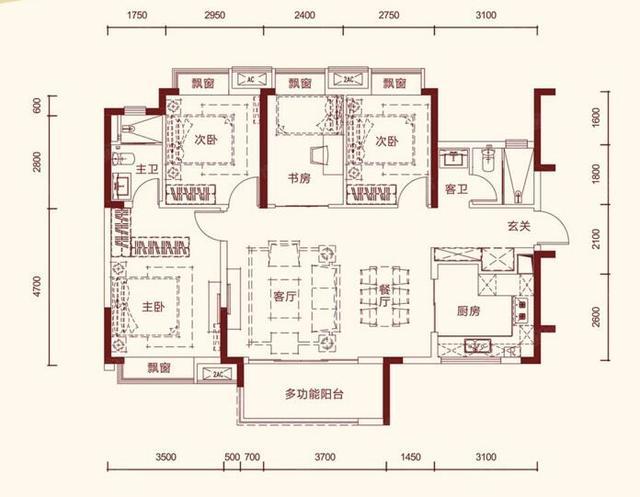 Q友买房:网友偏爱3号地铁线 求西线段新开发楼盘
