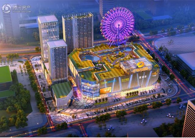 Q友买房:长沙30㎡左右、人流多升值空间较大商铺