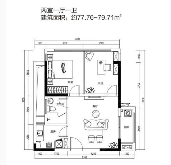 Q友买房:从事IT行业岳阳小伙 求不限购不限贷公寓