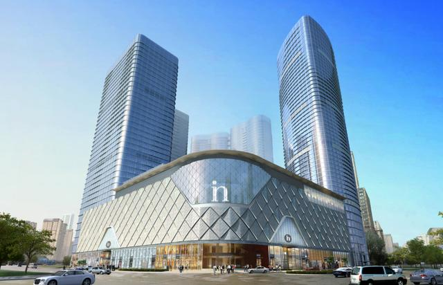 成都银泰中心(图片来源于网络)