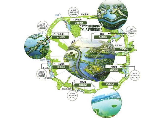 1.47万亩绿岛环绕 自带220亩公园的项目凭啥成居住坐标