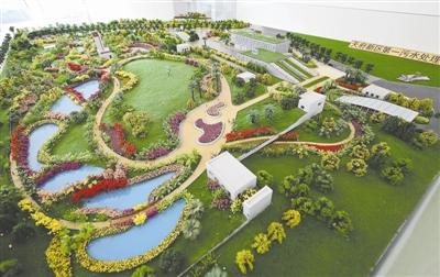 成都首个地埋污水处理厂 地下净化水质地上活水公园