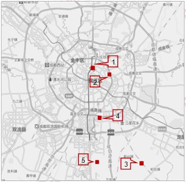 数说楼市:上周成都主城区二手房成交量暴涨2202%图片