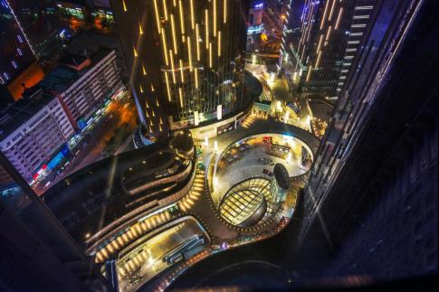 位居成都核心之上 恒大广场开启品质生活
