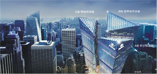 成都希尔顿酒店开业在即 高端酒店入蓉加速行业洗牌