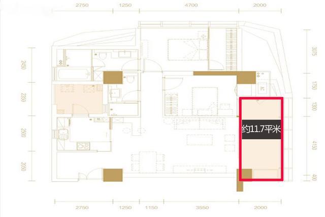 """25平超大阳台 """"麻夫子""""喜欢得不要不要的"""