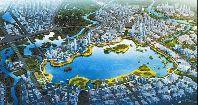 政府办公迁入、简阳新机场、十几条地铁线路在2017年大部分都将投入图片