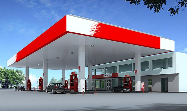 加油站矢量图免费下载(图片编号:2288318)_六图网16pic.com