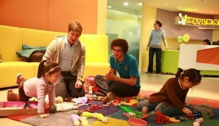 恒大广场儿童趣味乐园周六等你来嗨玩
