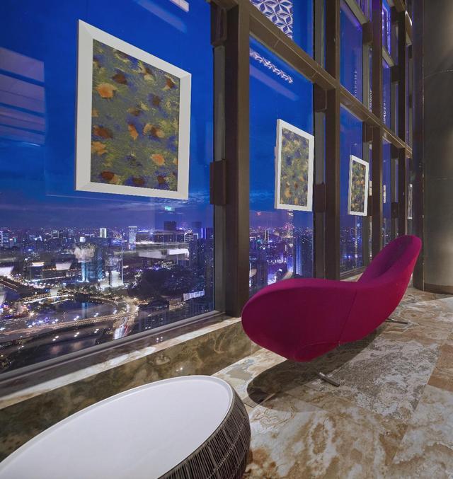 阿玛尼艺术公寓 献给城市的精神地标