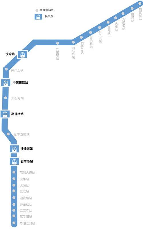 地铁5号线置业全攻略:城北大丰房价会更疯