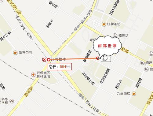 成都主城区双地铁楼盘8200起 地铁时代的便捷诱惑图片