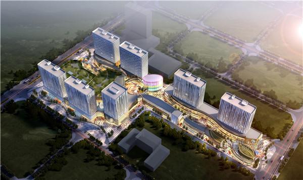 全西藏,最国际 国企中太集团打造拉萨最大城市综合体