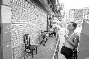 租金纠纷整个街市被封 档主街坊期盼开门