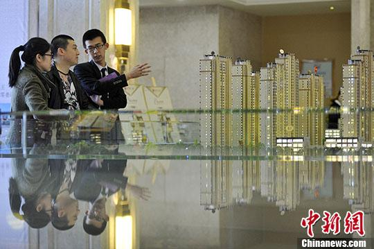 调控政策继续发力 4月房价涨幅回落城市增加