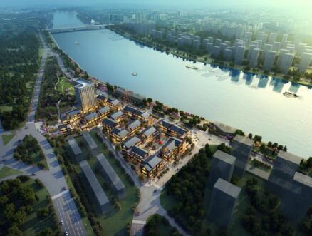 50余亩投资3.5亿 城市会客厅地市州再布一城