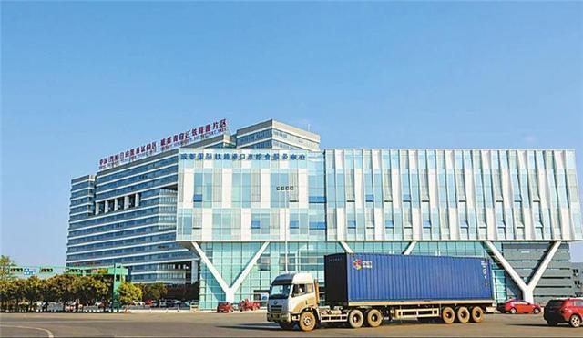四川自贸区和成都国际铁路港让青白江成投资热土