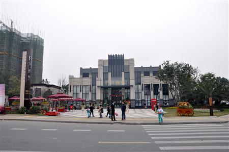 长坤时代锦绣:新双楠双地铁物业品质学区房