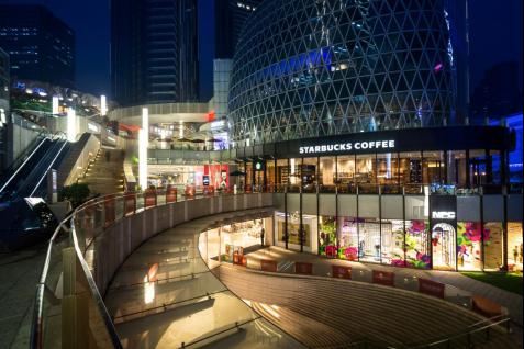 成都恒大广场 成为让城市仰望的中央高度