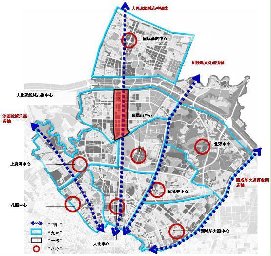 2019年商河道路规划图