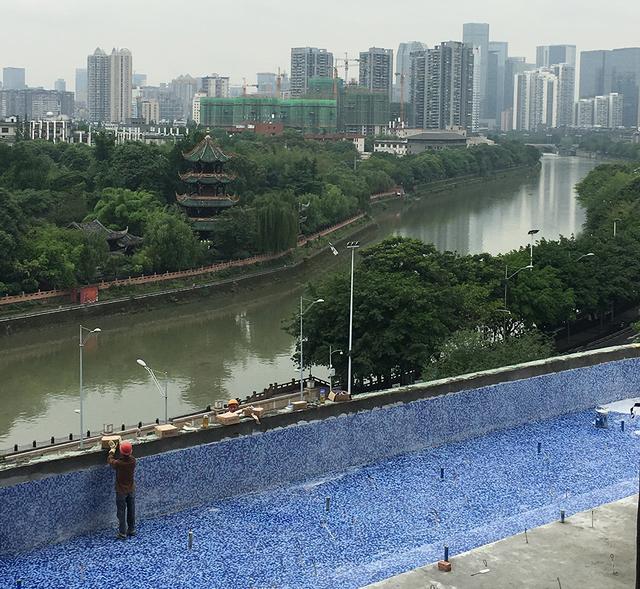 顶尖豪宅占据城市宝地 望江名门冲破成都豪宅天花板