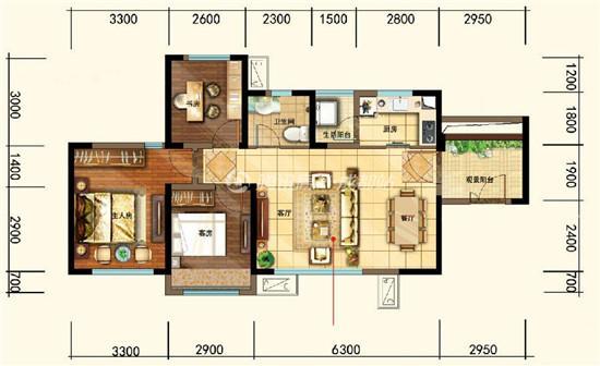 求长15米宽7米房屋设计图,长十五米宽七米,一楼是做店面铺位的,左右不图片