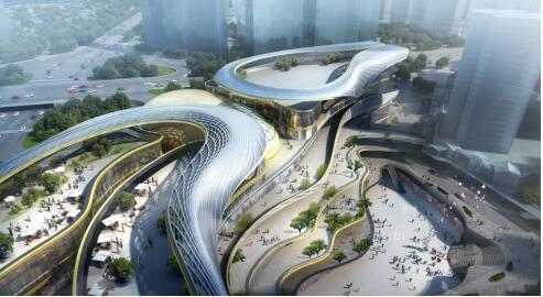 奇葩城市营销 滨江和乐广场百人翘脚赛惊呆了全成都