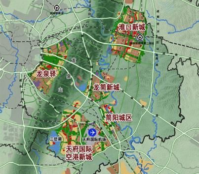 目前,由于成都主城区房价涨幅过快,城中住宅趋于饱和,使得主城区大量图片