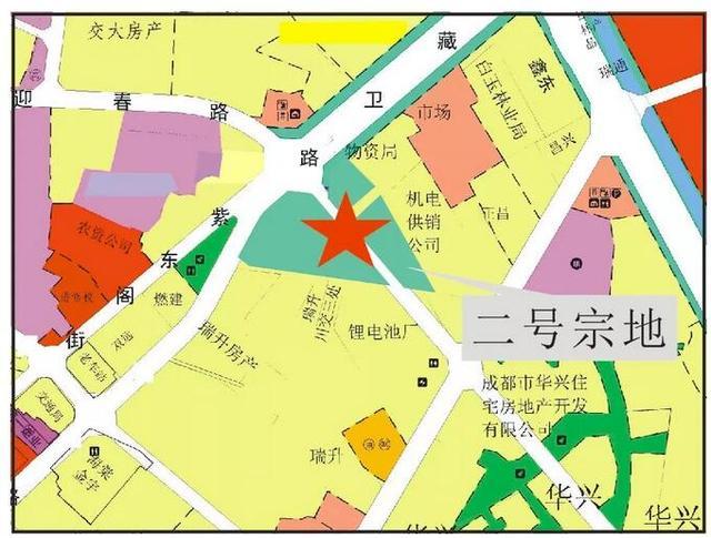 成都主城区再放地:东三环9200元/㎡纯住宅用地入市