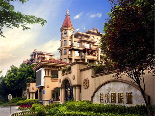 目地址:新都区蜀龙大道南段777号(三原外国语学校旁)-佳乐国际高清图片