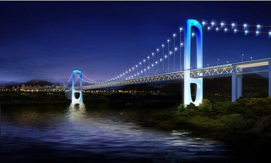 郭家沱长江大桥即将开建 茶园再次成为整个重庆的焦点 房产重庆站图片