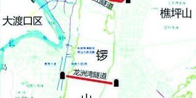 已完成双向掘进4700米 龙洲湾隧道年底贯通