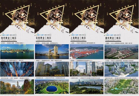 """政策优势叠加,""""重庆黄金三角区""""呼之欲出"""