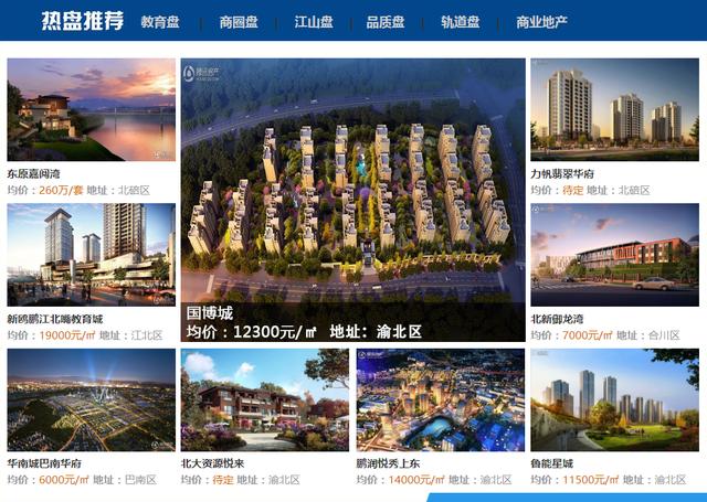 好任性,重庆人民像网购一样选房!深度揭秘背后的黑科技