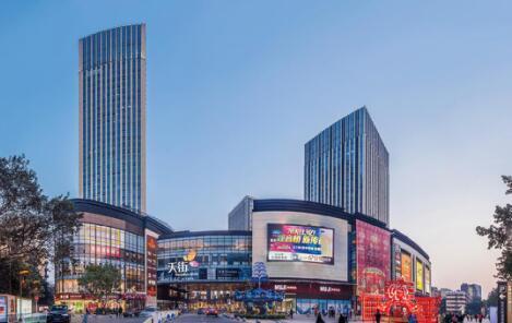 龙湖天街预见城市商业发展,启幕礼嘉繁华新篇