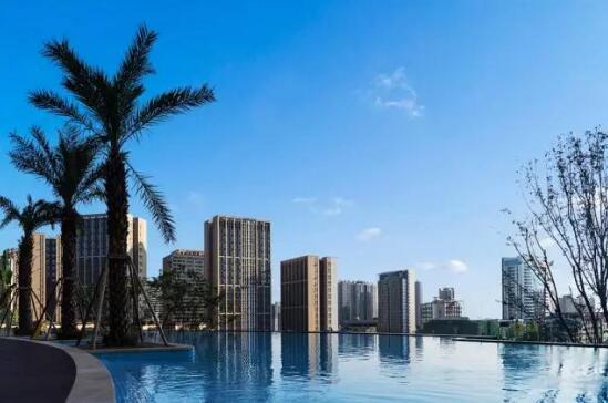 旭辉城商圈里的大中庭高层,稀缺价值与日俱增