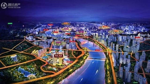 """""""山水之城 美丽重庆""""住在重庆买江景房"""