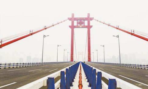 寸滩大桥下月初通车 助推中讯时代交通升级