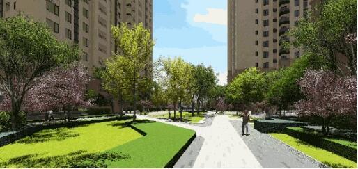 重庆鲜花港将在明年投用,龙湖新江与城高品质生活再升级
