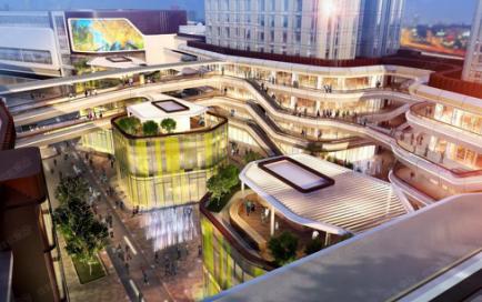 龙湖商业再发力,U城天街持续引爆西部新城