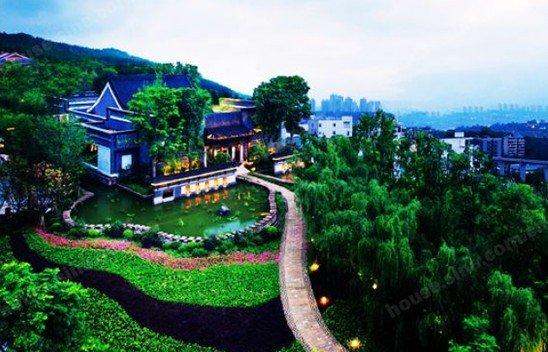 南天景北金科荆州价值高度别墅新房价投城市别墅重庆联图片