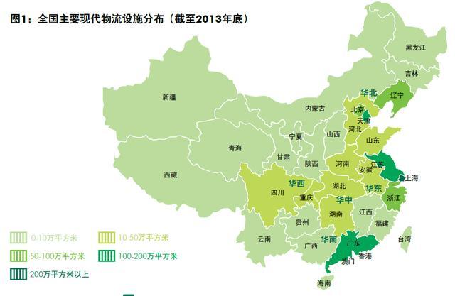 世邦魏理仕 电商时代转型中的中国物流市场现状