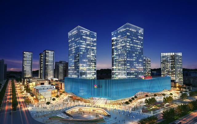 商圈旁 墅区上 在重庆这样的高层或将绝迹