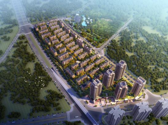 江津鲁能领秀城丨难舍繁华最深处,转身又是美景天