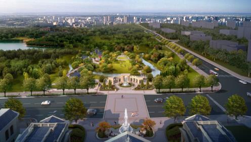 岁末感恩 融创欧麓花园城百万红包礼献全城图片